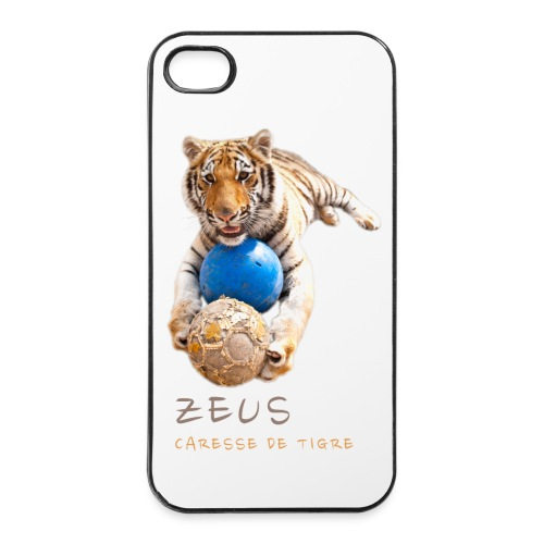 Coque iPhone 4/4S Zeus ballons - Coque rigide iPhone 4/4s