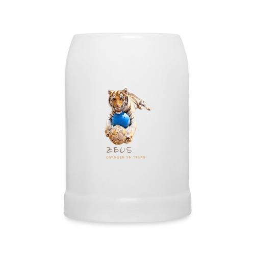 Chope Zeus ballons - Chope en céramique