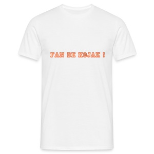 Fan de Kojak ! - T-shirt Homme