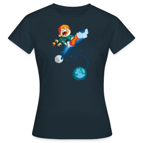 BootsForBounces - T-shirt Femme