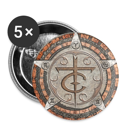 Circle of Life Buttons - Buttons small 25 mm