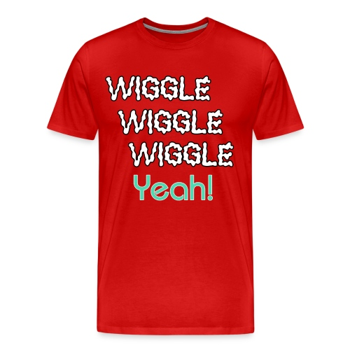 Wiggle - Men's Premium T-Shirt
