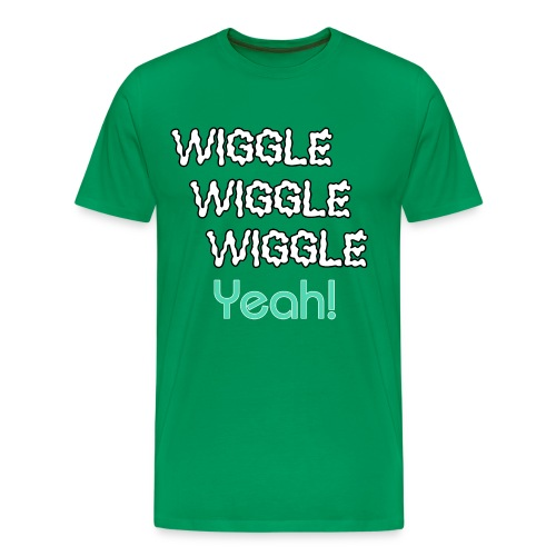 Wiggle! - Men's Premium T-Shirt
