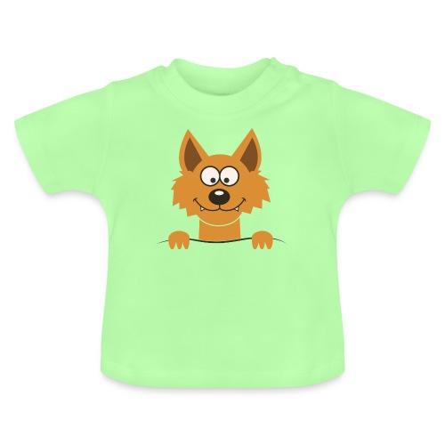 Funny cute Fox Paidat - Baby T-Shirt