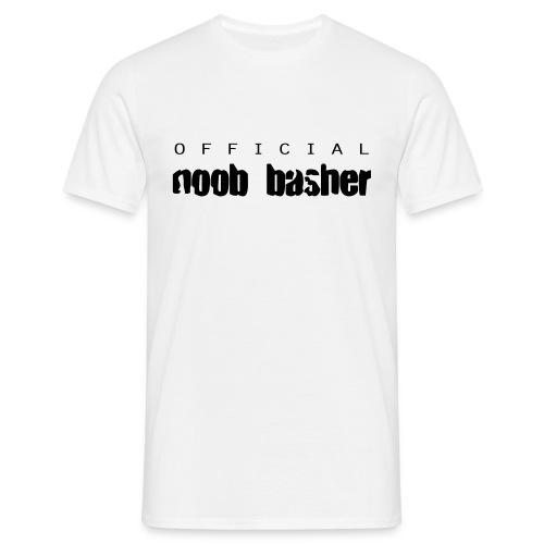 Noob Basher Shirt - Männer T-Shirt