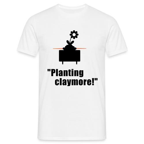 Claymore Shirt - Männer T-Shirt
