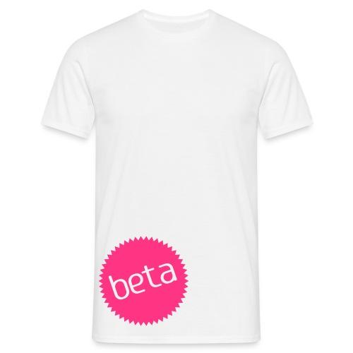 BETA  (kies je kleur)  - Mannen T-shirt