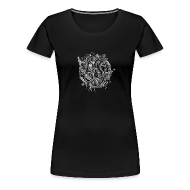 T-Shirts ~ Women's Premium T-Shirt ~ Sphere design 1
