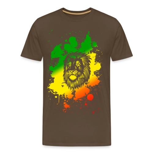 hollow lion - T-shirt Premium Homme