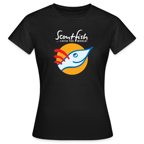 Happy Scoutfish - Damen-Shirt Classic - Frauen T-Shirt