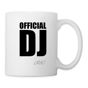 OFFICIAL DJ - Tasse