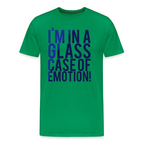 Glass case of emotion  - Men's Premium T-Shirt