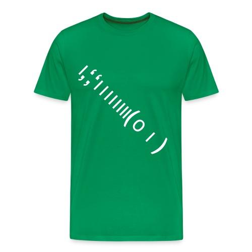 UKULELE - Men's Premium T-Shirt