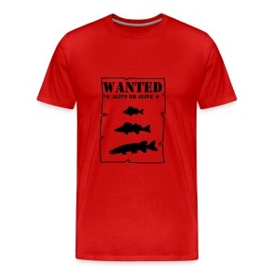 Tee-shirt wanted - T-shirt Premium Homme