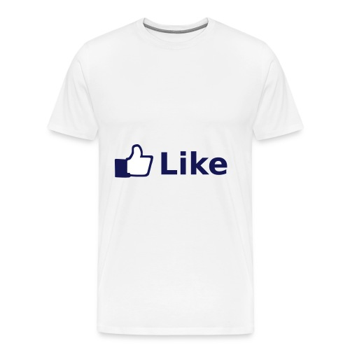 LIKE - T-shirt Premium Homme
