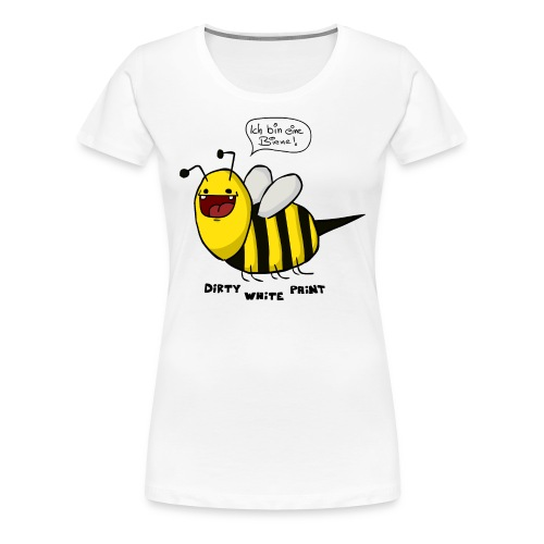 Ich bin eine Biene - Girls - Frauen Premium T-Shirt