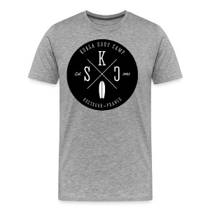 X Type 'Circle' Slim Fit Tee - Men's Premium T-Shirt