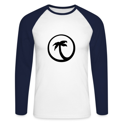 Island Style Long - Männer Baseballshirt langarm