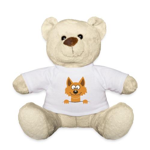 Funny cute Fox Nalle - Teddy
