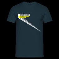 T-Shirts ~ Men's T-Shirt ~ Discover  Men's T-Shirt