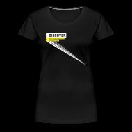 T-Shirts ~ Women's Premium T-Shirt ~ Discover Women's T-Shirt