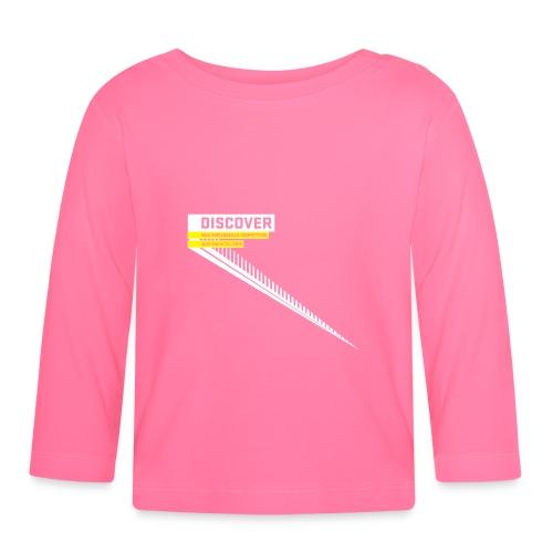Discover Baby Langarmshirt - Baby Long Sleeve T-Shirt
