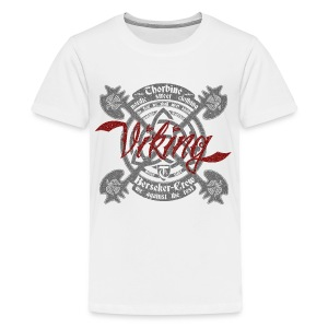 Viking Shirt - Teenager Premium T-Shirt
