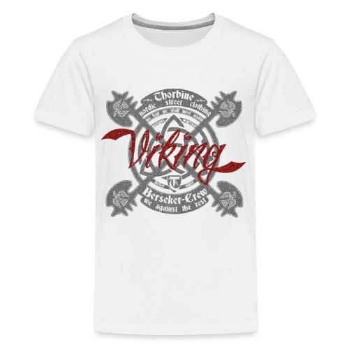 Viking Shirt - Teenager Premium T-Shirt
