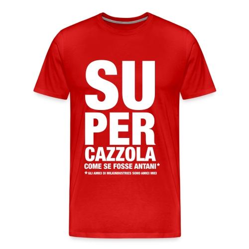 cazzola - Maglietta Premium da uomo