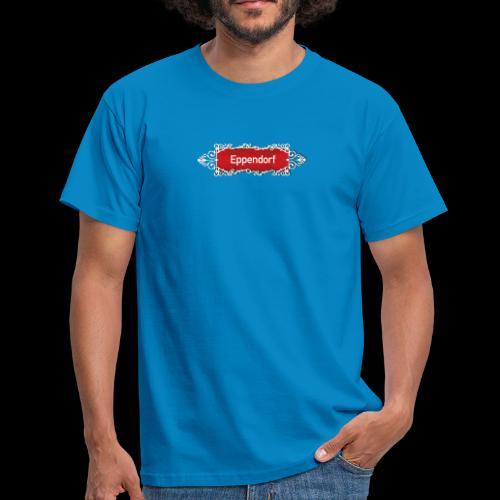 Mein Hamburg, mein Eppendorf, mein Kiezshirt - Männer T-Shirt