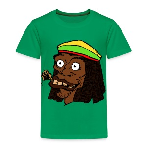 T shirt enfant rasta - T-shirt Premium Enfant
