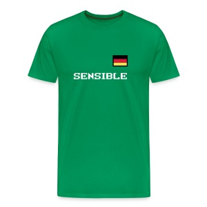 Sensible Germany II - Men's Premium T-Shirt