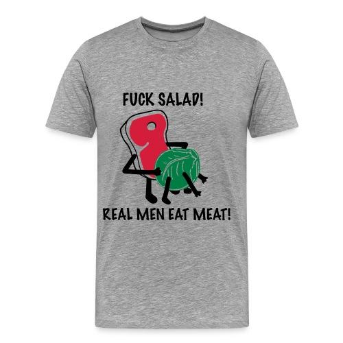 Fuck Salad! - Men's Premium T-Shirt