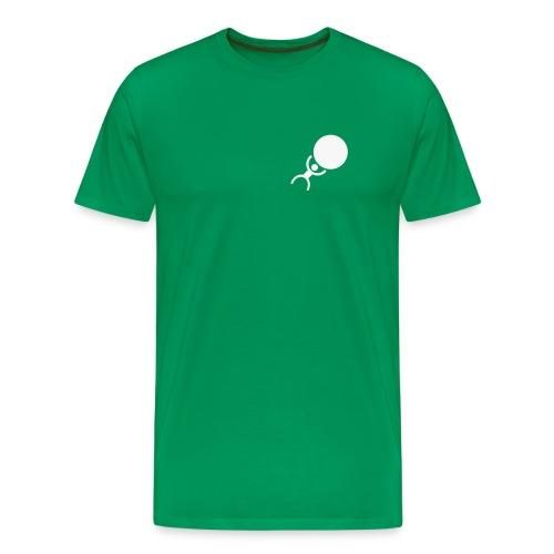 BALL MAN - Maglietta Premium da uomo