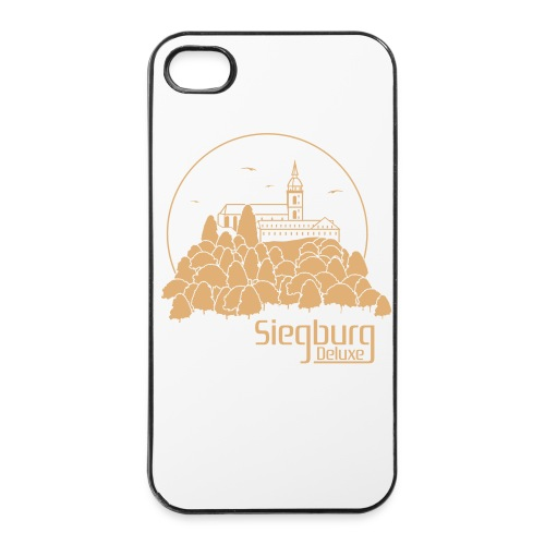 Siegburg-Deluxe iPhone 4/4S Hard Case - iPhone 4/4s Hard Case