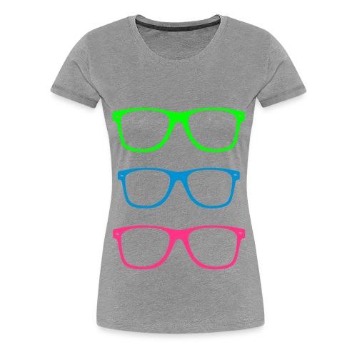 Glass shirt - Frauen Premium T-Shirt