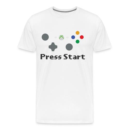Xbox layout - Men's Premium T-Shirt
