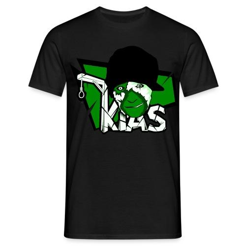 KIAS Fanshirt! - Logo Grün - Männer T-Shirt