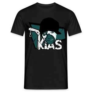 KIAS Fanshirt! - Logo Turquoise - Männer T-Shirt