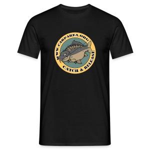 Männer T-Shirt - ACHTUNG ! IHR HABT FREIE FARBWAHL ! HALT DRAUF SCHAUN DAS DAS LOGO GUT SICHTBAR BLEIBT :O)) Das T-Shirt hat nur das Logo (vorne) !