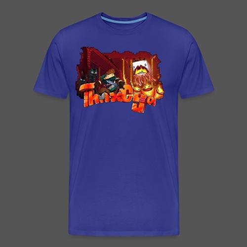 MENS ' Nether - Men's Premium T-Shirt