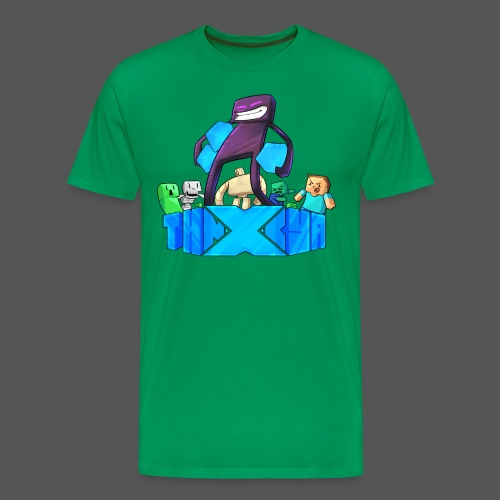 MENS - Enderman - Men's Premium T-Shirt