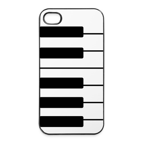 PIANO - iPhone 4/4s Hard Case