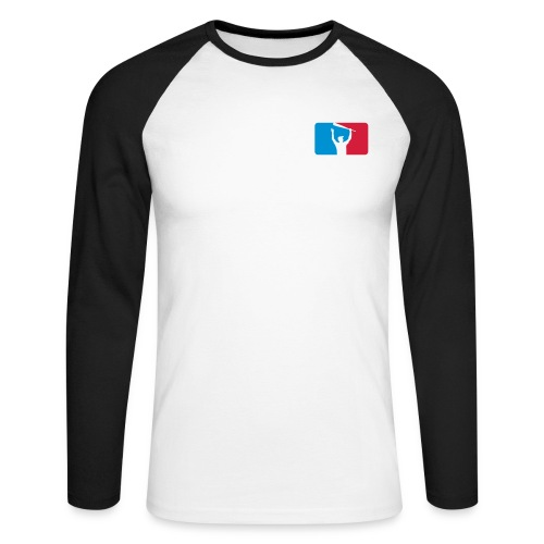 BASEBALL - Men's Long Sleeve Baseball T-Shirt