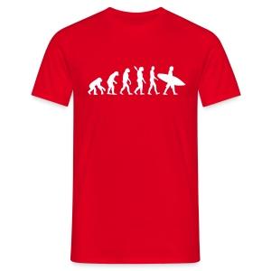 Surf Evolution - Mannen T-shirt