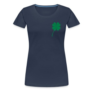 four leaf clover - Women's Premium T-Shirt