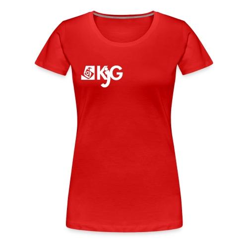 Leiterin Premium-Shirt - Frauen Premium T-Shirt
