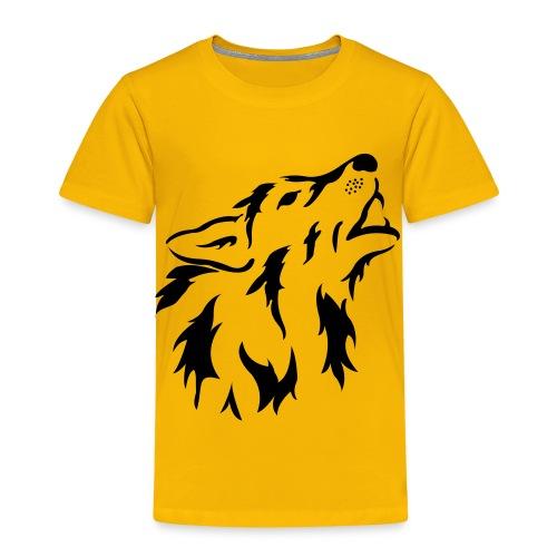 Wolfsheulen - Kinder Premium T-Shirt