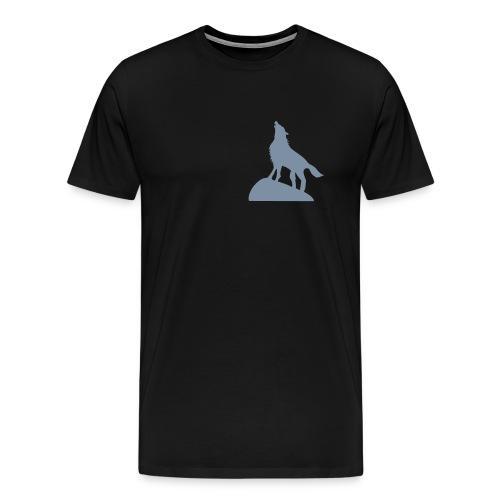 Wolfsheulen - Männer Premium T-Shirt