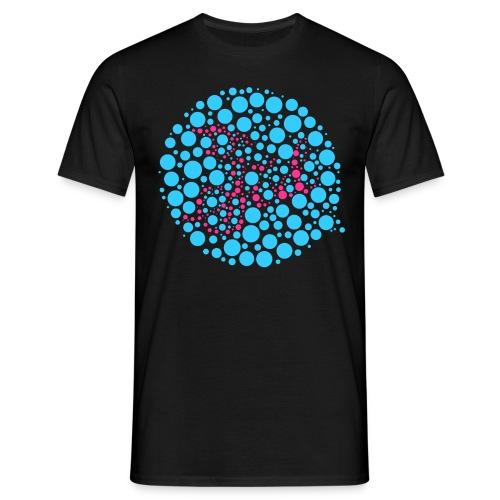 Colorblind - Männer T-Shirt